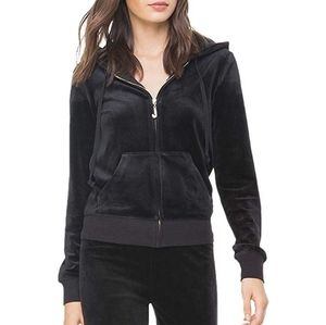 Juicy Couture Track Luxe Velour Robertson Jacket